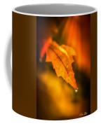 Autumn Drops Coffee Mug