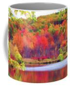 Autumn East Coast I Coffee Mug