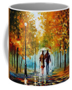 Autumn Elegy Coffee Mug