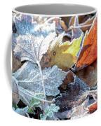 Autumn Ends, Winter Begins 3 Coffee Mug