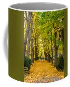 Autumn Entrance 2 Coffee Mug