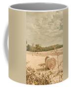 Autumn Farming And Agriculture Landscape Coffee Mug