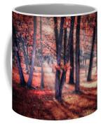 Autumn Firelight Coffee Mug