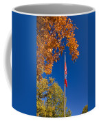 Autumn Flag Coffee Mug