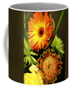 Autumn Flower Arrangement Coffee Mug