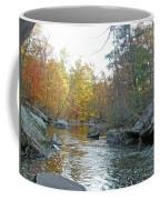 Autumn Flows Toward Winter Coffee Mug