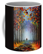 Autumn Fog Coffee Mug