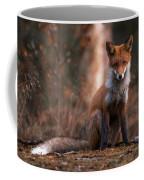 Autumn Fox Coffee Mug