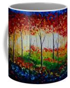 Autumn Glade Coffee Mug
