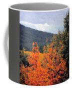 Autumn Glory And Mountain Cathedral Coffee Mug