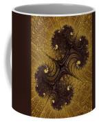 Autumn Glows In Gold Coffee Mug