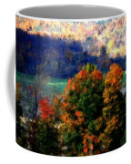Autumn Hedgerow Coffee Mug