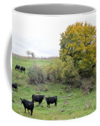 Autumn Herd Coffee Mug