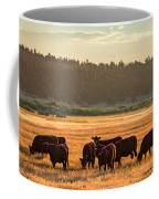Autumn Herd Coffee Mug