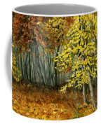 Autumn Hollow I Coffee Mug