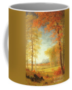 Autumn In America Coffee Mug