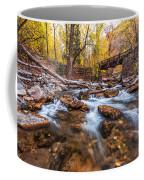 Autumn In American Fork Canyon Coffee Mug