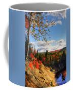 Autumn In Arrowhead Provincial Park Coffee Mug