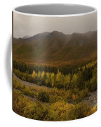 Autumn In August Brooks Range Alaska Coffee Mug