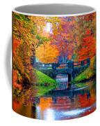 Autumn In Boston Coffee Mug