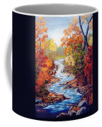 Autumn In Cunningham Park  Coffee Mug