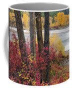 Autumn In East Idaho Coffee Mug