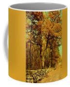 Autumn In Forest Coffee Mug