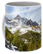 Autumn In French Alps - 18 Coffee Mug