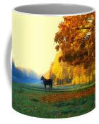 Autumn In Kathrines Way Coffee Mug
