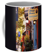 Autumn In Jim Thorpe Coffee Mug