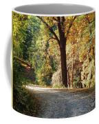 Autumn In Michigan Coffee Mug