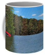 Autumn In Muskoka Coffee Mug