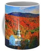 Autumn In New England - 04 Coffee Mug