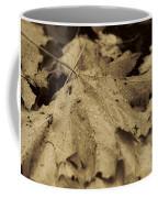 Autumn In Sepia Coffee Mug