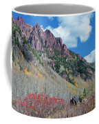 Autumn In The Aspen Hills Coffee Mug