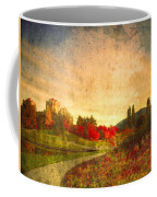 Autumn In The City 2 Coffee Mug