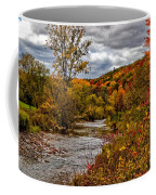 Autumn In The City Coffee Mug