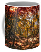 Autumn In The Dunes Coffee Mug