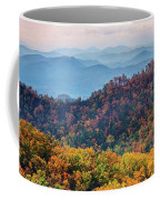 Autumn In The Great Smoky Mountains Coffee Mug