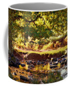 Autumn In The Valley Coffee Mug
