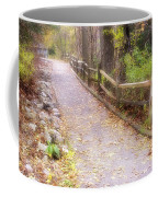Autumn In The Park Coffee Mug