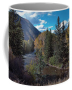 Autumn In The Rockies Coffee Mug