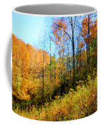 Autumn In The Tennessee Hills Coffee Mug