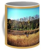 Autumn In The Wetlands Coffee Mug