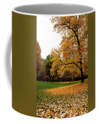 Autumn In Turin, Italy Coffee Mug