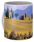 Autumn In Tuscany Coffee Mug