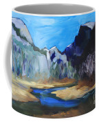 Autumn In Yosemite Coffee Mug