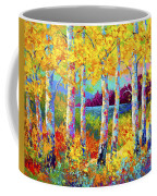 Autumn Jewels Coffee Mug