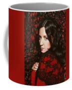 Autumn Lace II Coffee Mug