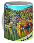 Autumn Lake Coffee Mug